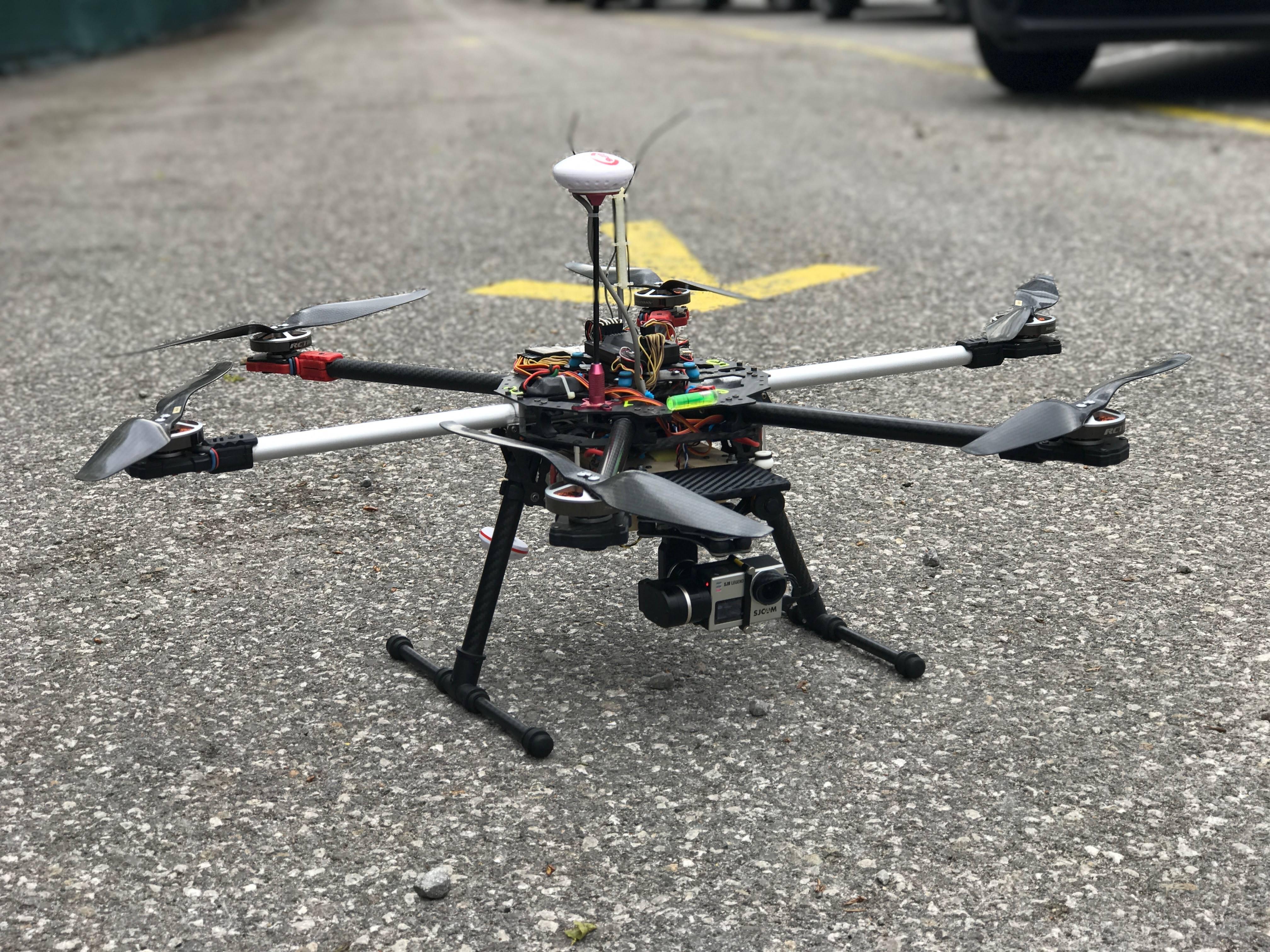 Нов закон въвежда глоби за полети с дрон без разрешение