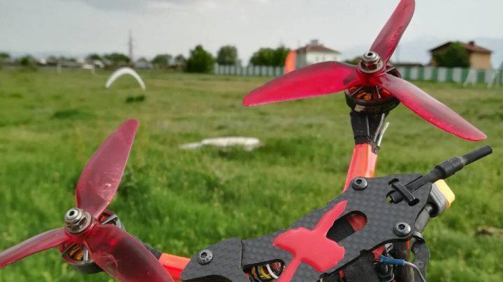 За доставка на контрабандни стоки с дрон – 10 години затвор