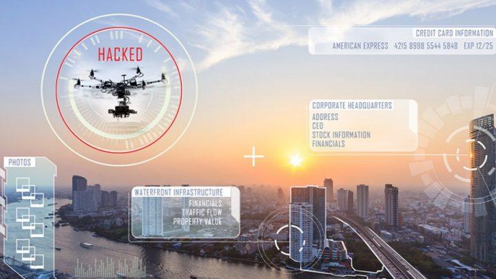 Откриха уязвимост в сигурността на дроните DJI