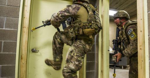 Британската армия създаде боен дрон с две цеви