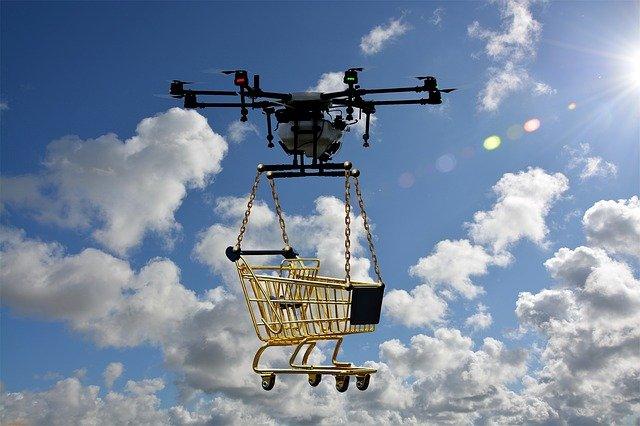 Обединеното кралство тества доставки с дронове до отдалечени острови
